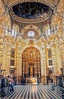 Monastery of La Cartuja Sacristía SacristyGranada  Andalucia, Spain