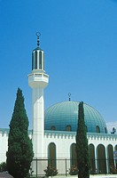 Masjid Omar ibn Al_Khattab Mosque in Los Angeles California