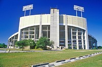 Tampa Stadium, home of the Buccaneers, Tampa Bay, Florida