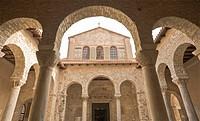 Basilica of St. Euphrasius.