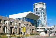 Convention and Visitors Bureau Convention Center, Salt Lake City, UT