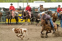 rodeo, Pincher Creek, Alberta, Canada
