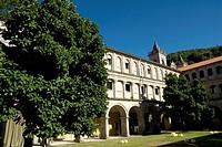 Monastery San Esteban de Ribas de Sil,S X, Province Orense, Galicia, Spain