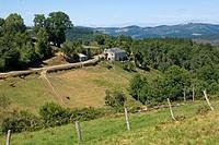 Riodebangos,a fonsagrada,Lugo Province  Galicia  Spain