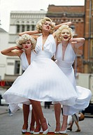Marilyn Monroe look-a-likes