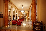 Hotel Maria Cristina, San Sebastian, Gipuzkoa, Euskadi, Spain