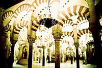 Great Mosque  Córdoba  Spain