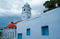 The Parroquial Mayor, a church whose early 16th-century origins make it the country´s oldest, Sancti Spiritus, Cuba.