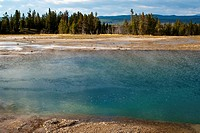 Turquoise Pool, Yellowstone National Park