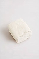 A piece of feta