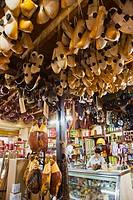 Trespalacios. Shop. Arenas de Cabrales. Picos de Europa. Oriente region. Asturias. Spain.