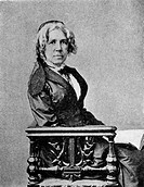 Maria Mitchell 1818_1889, US astronomer. Mitchell was privately educated and her father had a small observatory. Her 1847 discovery of a new comet bro...