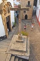 Obidos  Leiria distric  Estremadura  Portugal.