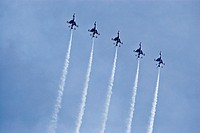 United States Air Force Thunderbirds Flight Team