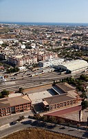 Mallorca, Balearic Islands, Spain, Palma de Mallorca, Terminal of the metro line, It runs from the city centre to the University campus UIB - Universi...
