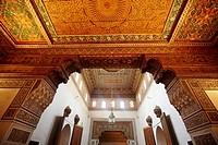 Palais La Bahia, Medina de Marrakech, Morocco.