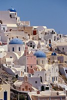 Greece, Santorini, Oia village