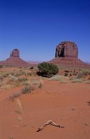U.S.A. Arizona. Monument Valley ...