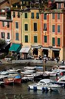 Italy, Liguria, Portofino ...
