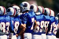 Football team ...