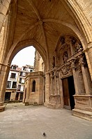 San Vicente Church  San Sebastian  Basque Country  Spain  Europe