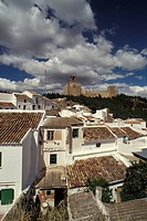 Spain, Andalusia, AntequeraCastle