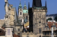 Prague, Old Town and Charles Bridge