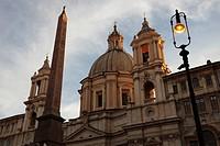 Italy, Lazio, Rome, Piazza Navona,
