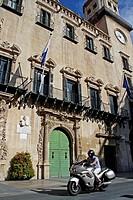 City Hall, Baroque, Alicante, Spain