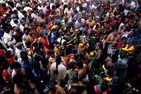 Sri Lanka, Colombo, hindu festival