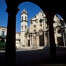 Cuba, Havana, the Cathedral