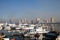 Asia,Philippines,Manila, boat.