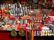 Souvenirs and handicrafts stand, Beijing, China