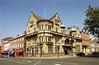 The Philharmonic pub in Hope street Liverpool UK