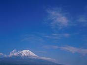 Mt. Fuji, Asagiri, Yamanashi Prefecture, Japan