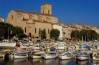 France, Provence, La Ciotat, the harbour