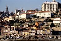 Portugal, Oporto, cityscape