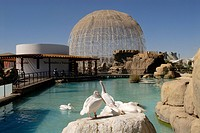 Spain, Valencia, City of Arts and Sciences: the Oceanografic