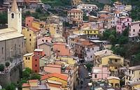 Italy,Cinque Terre,Liguria, Vernazza