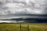 A supercell near Pickstown, South Dakota, June 3, 2010