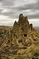 Goreme open-air museum, Cappadocia, Anatolia, Turkey