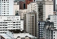 Buildings, City, Capital, São Paulo, Brazil