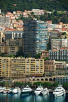 Montecarlo, Monaco, the harbour