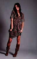 Studio shot of woman standing