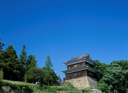 Watch Tower Of Ueda Castle, Ueda, Nagano, Japan
