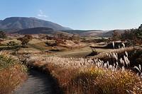 Senomoto Highland, Ubuyama, Kumamoto, Japan
