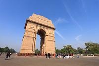 Gateway of India, Delhi, India