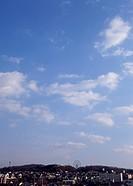 Humilis and altocumulus clouds