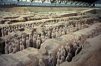 China, Xi´an, Terracotta Warriors