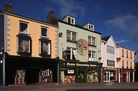 Ireland, Waterford, city center